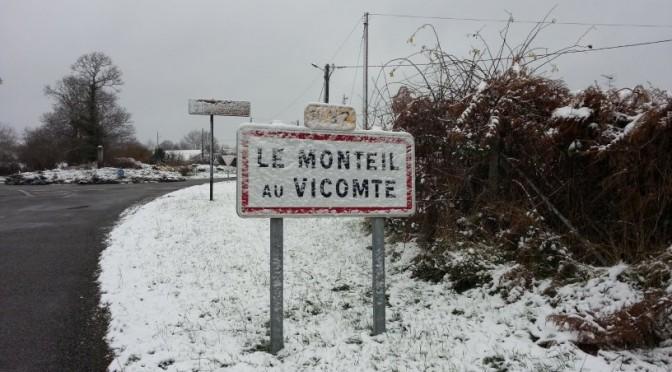 -14°C au Monteil en ce 29 décembre