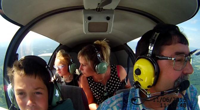 Vol de fin d'année scolaire