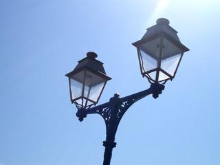 Extinction des lampadaires de minuit à 6 H
